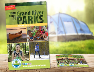 Cover of Your Guide to Grand River Parks